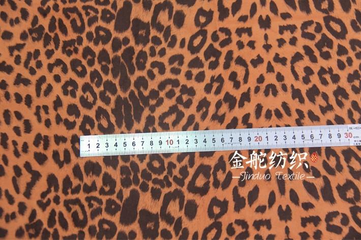 豹纹花型尺寸参考