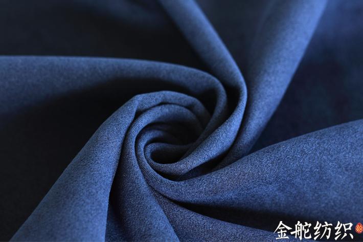 丈青色韩国绒