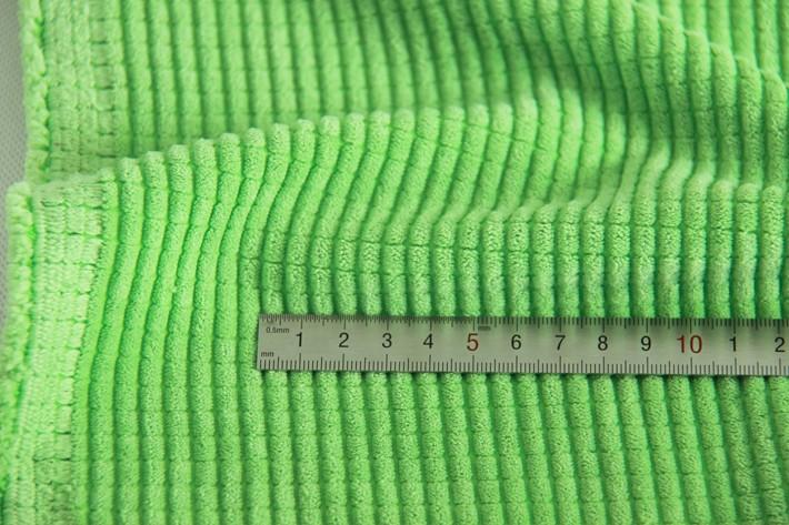 玉米绒面料细节图