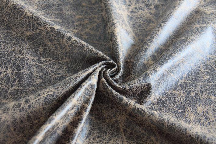 烫金麂皮绒复合针织布