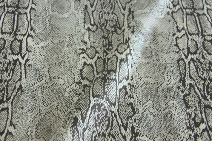蛇皮纹花型细节图