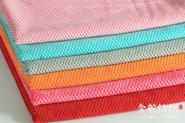 色彩艳丽的米粒绒灯芯绒