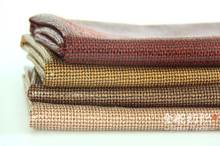 空气层麂皮绒印花烫金,多颜色样品可选