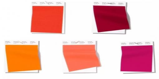 Pantone发布2019春夏流行色,你喜欢哪个色?