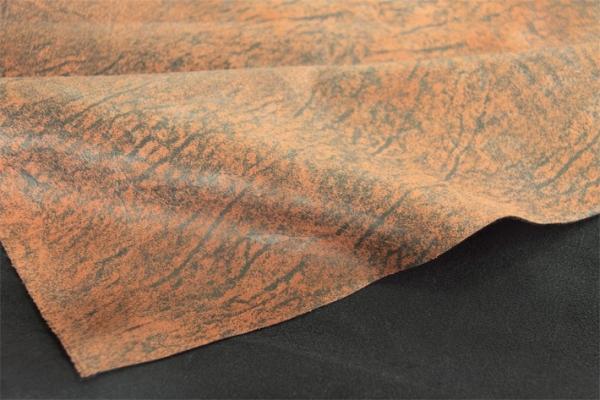 烫金麂皮绒沙发布